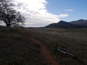 La Cima trail